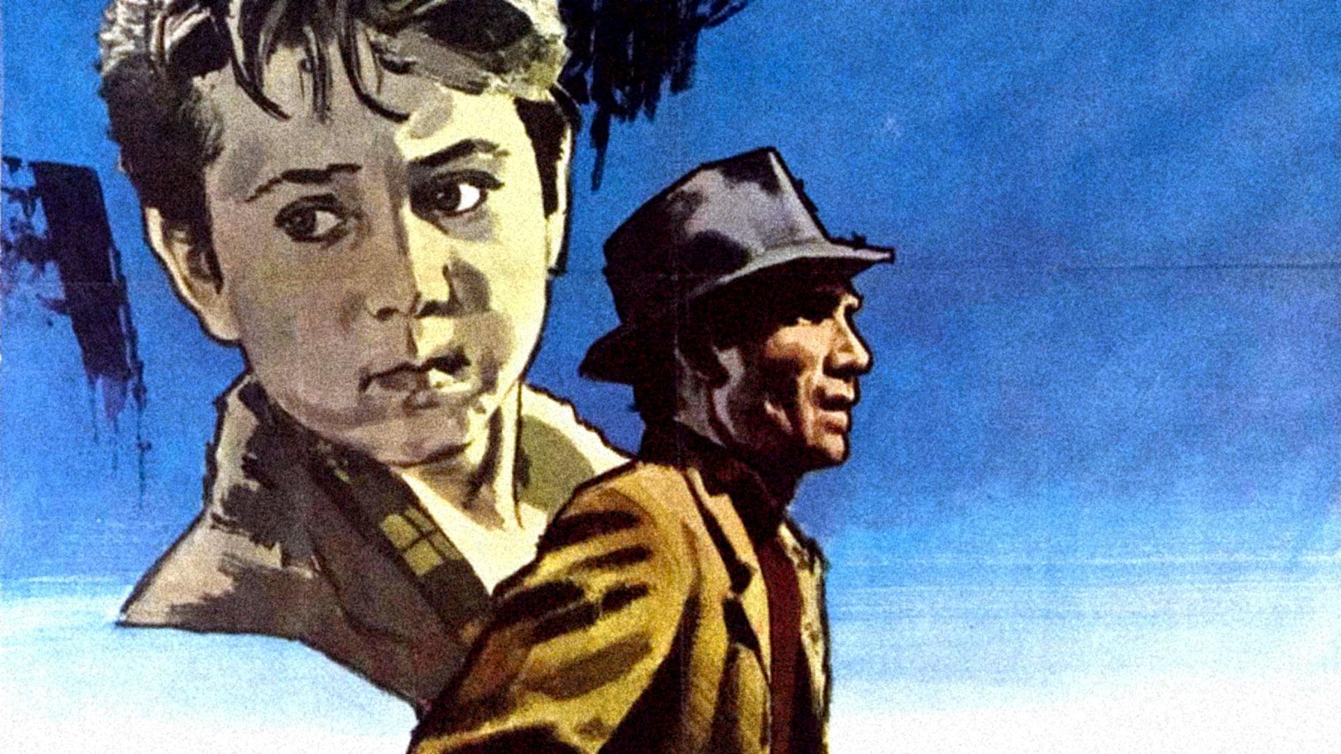 """Image from the movie """"Ladri di biciclette"""""""