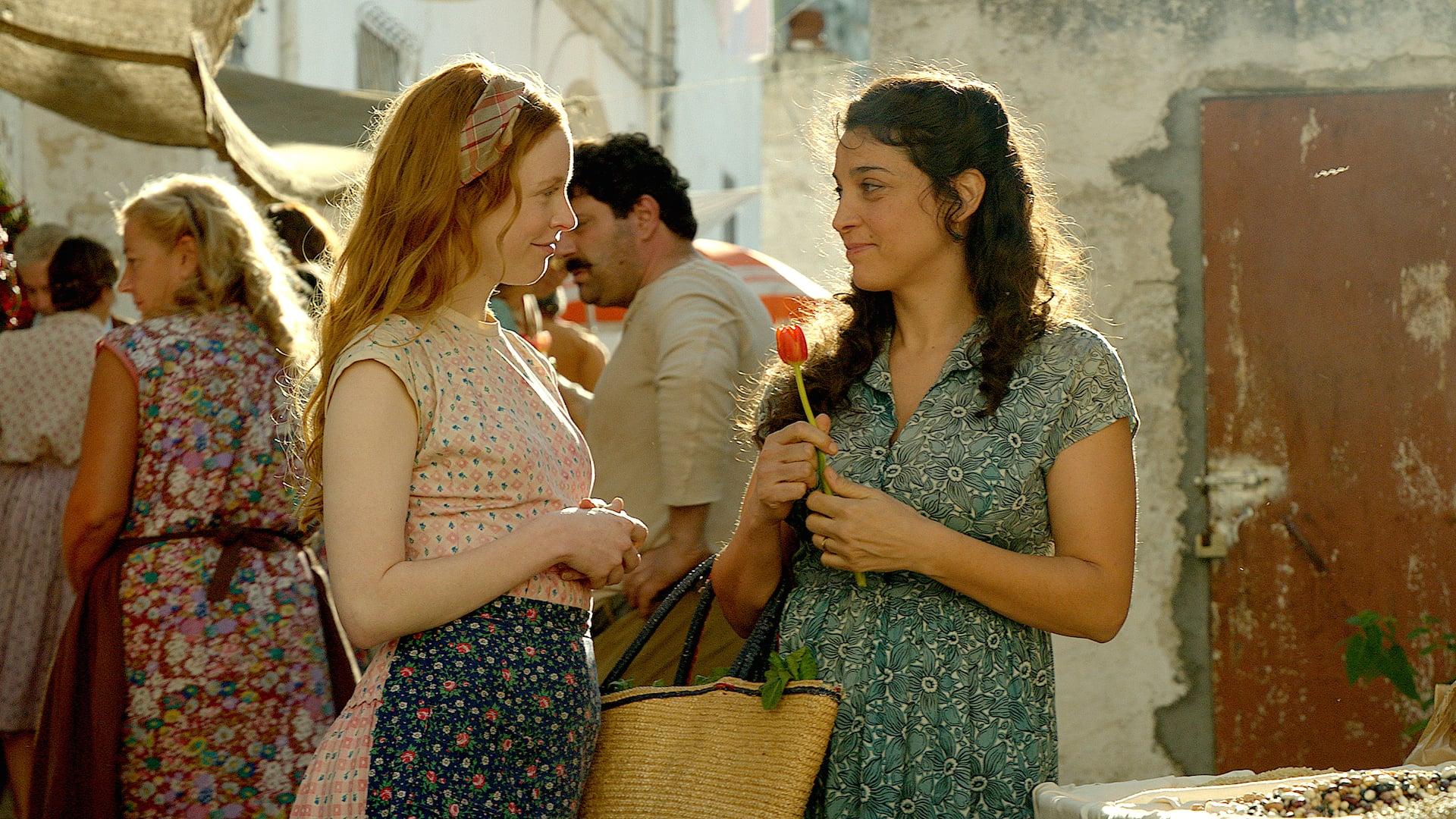 """Image from the movie """"Tulipani: amore, onore e una bicicletta"""""""
