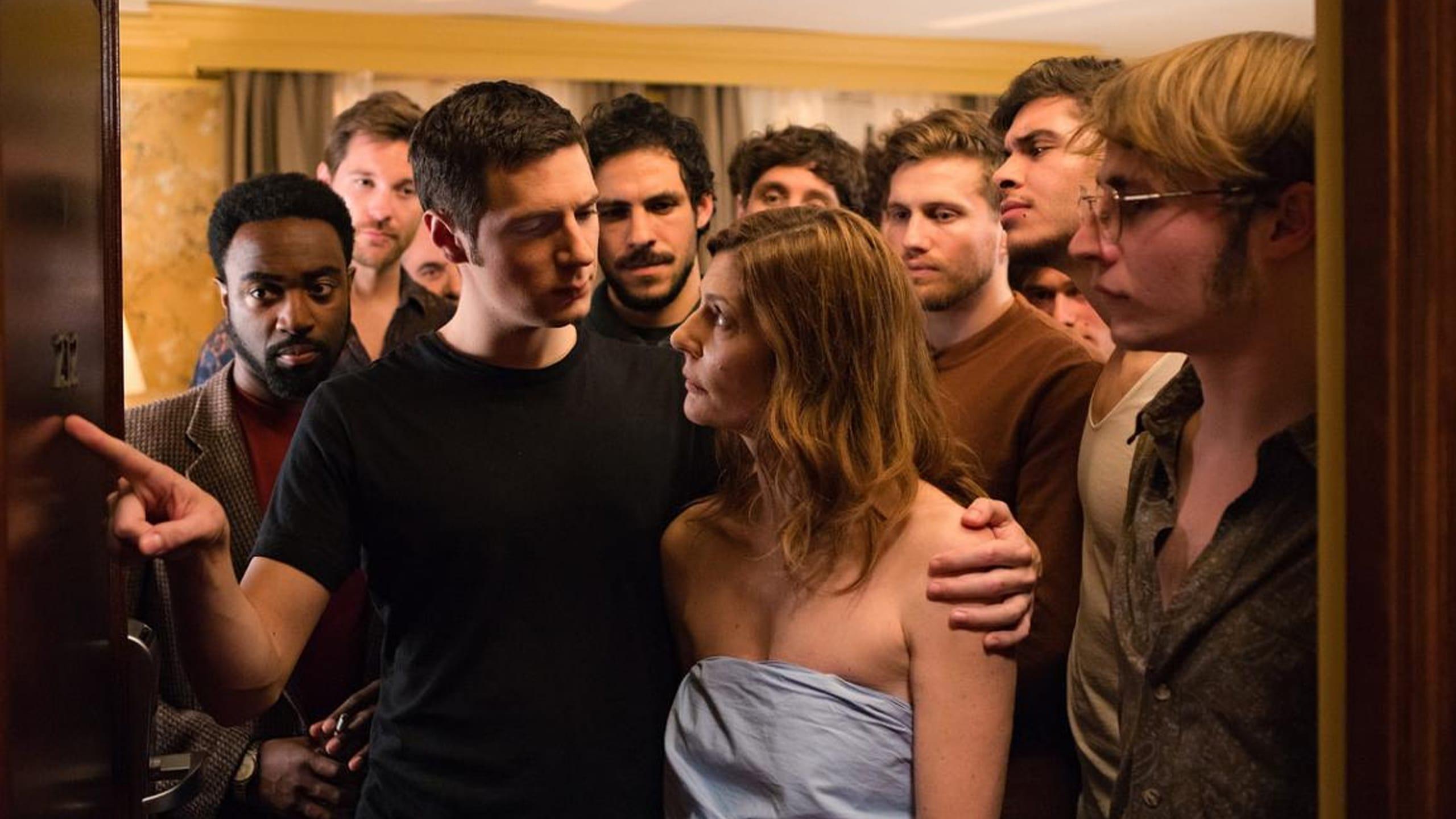 """Image from the movie """"L'hotel degli amori smarriti"""""""