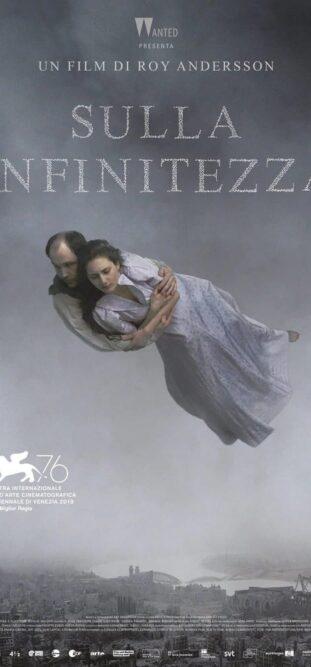 """Poster for the movie """"Sulla infinitezza"""""""
