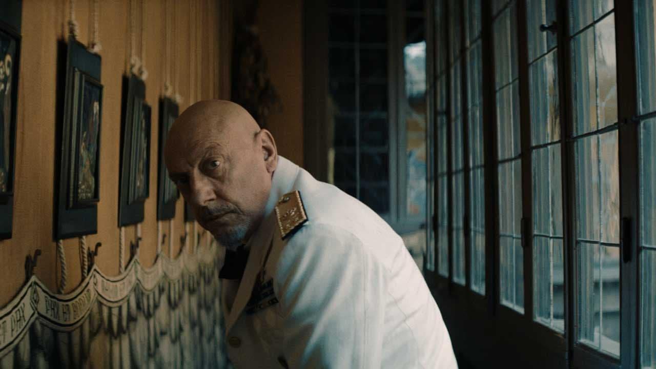 """Image from the movie """"Il cattivo poeta"""""""