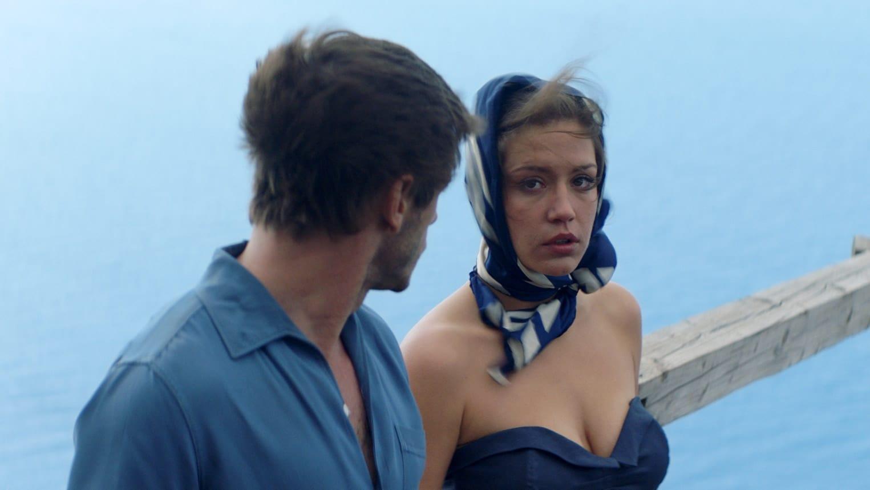 "Image from the movie ""Sibyl - Labirinti di donna"""