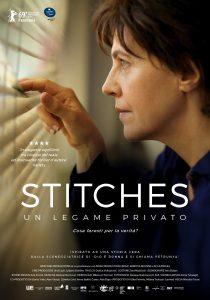 """Poster for the movie """"Stitches - Un legame privato"""""""